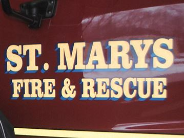 St Marys Fire Department
